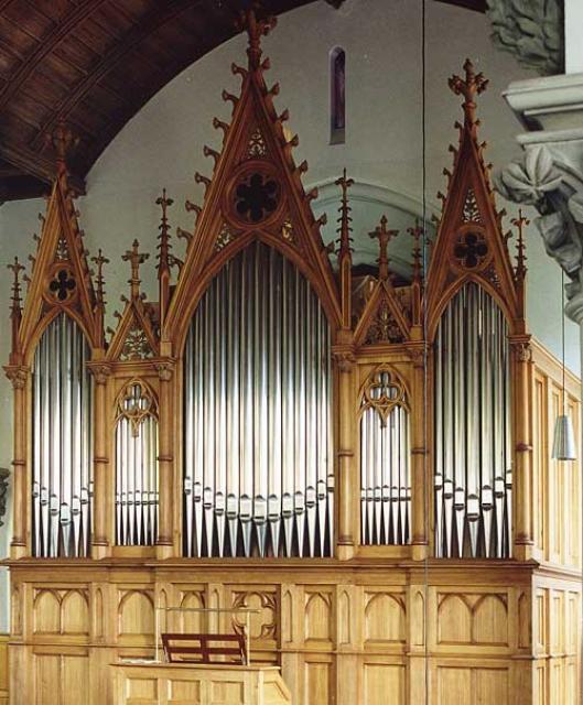 Orgelmusik zum Wochenende