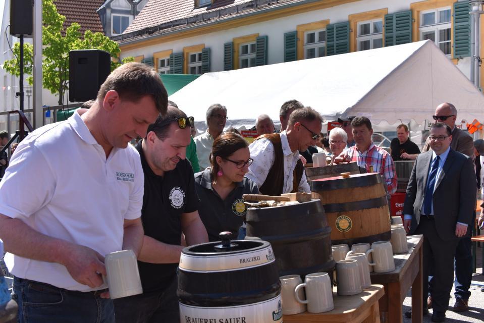 2. Bierkulturfest der Fränkischen Toskana