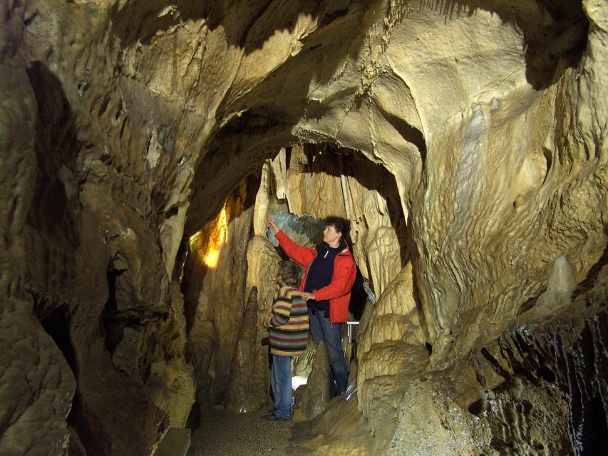 Kindertag in der Binghöhle