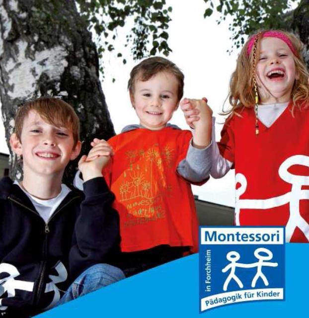 Tag der offenen Tür der Montessori-Schule Forchheim
