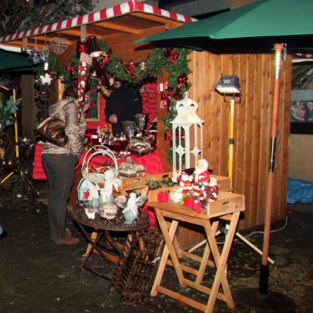 Weihnachtsmarkt Neunkirchen am Brand