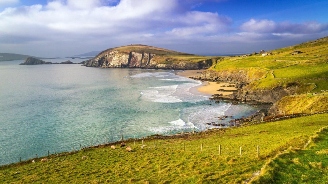 Irland - Wandern und Kultur am europäischen Rand