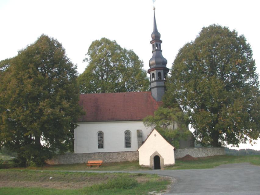 1. Abendgottesdienst St.-Rupertus-Kapelle