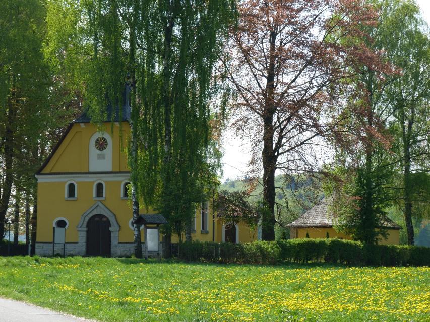 Kirchweih in Wohlmuthshüll