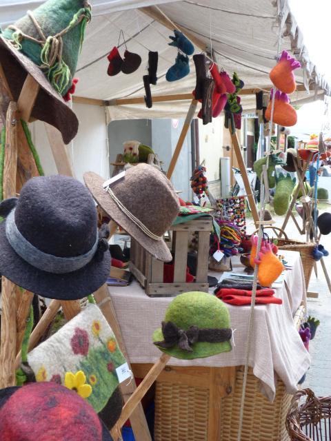 23. Historischer Markt im unteren Scheunenviertel