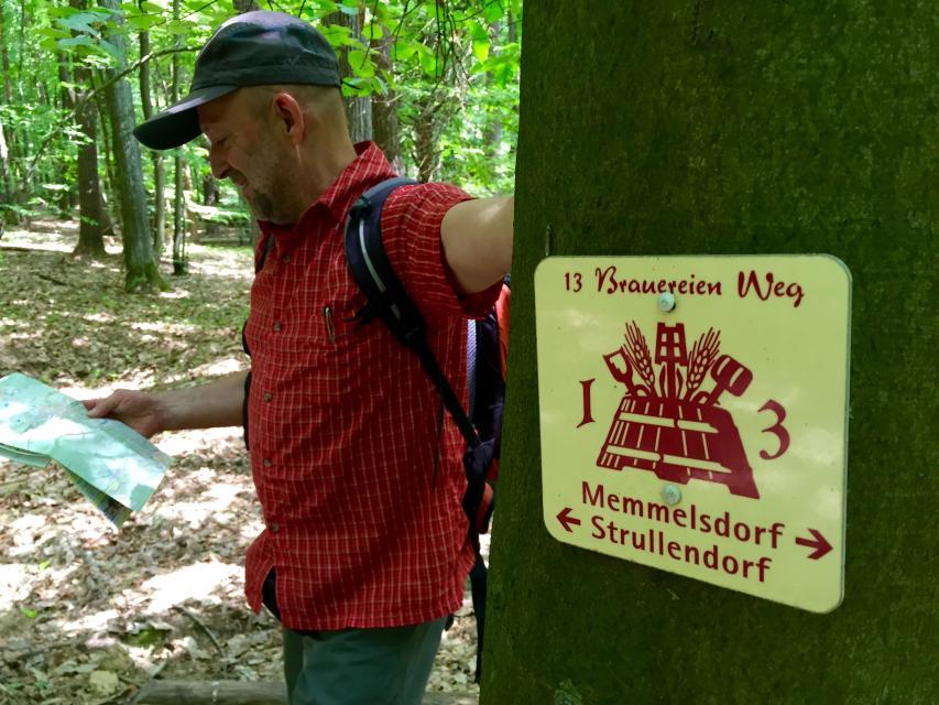 Genusswanderung am 13-Brauereien-Weg