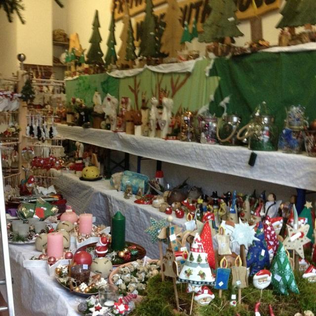Vorweihnachtlicher Markt in Wohlmuthshüll