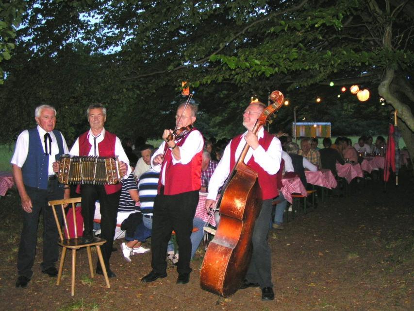 Weinfest in Egloffstein