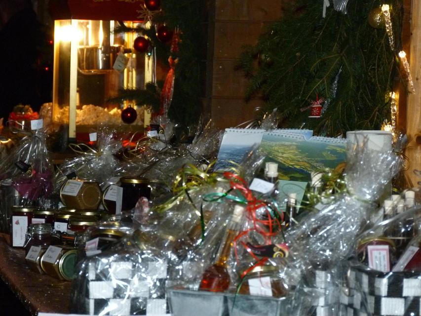 Weihnachtsmarkt am Ebermannstädter Marktplatz