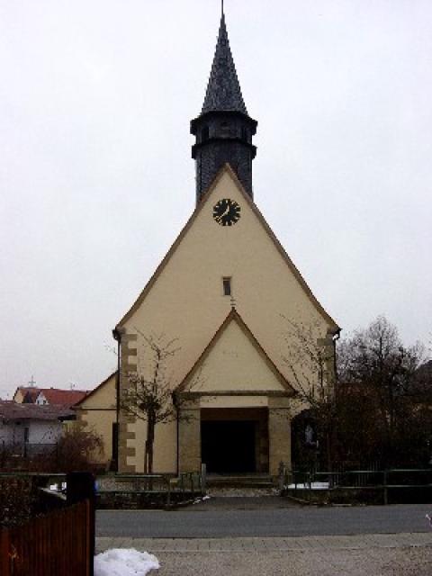 Kirchweih in Mittelehrenbach
