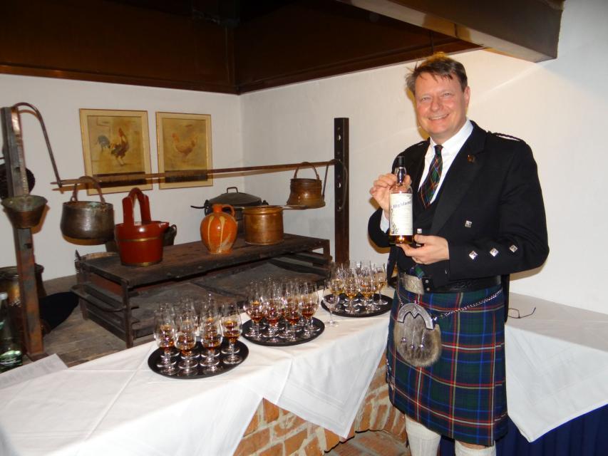 """Whisky: """"Winterzauber aus Schottland"""""""