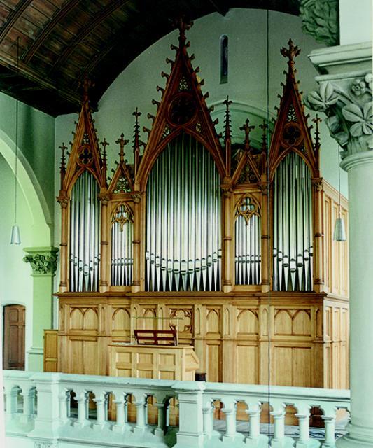 orgelmusik zum