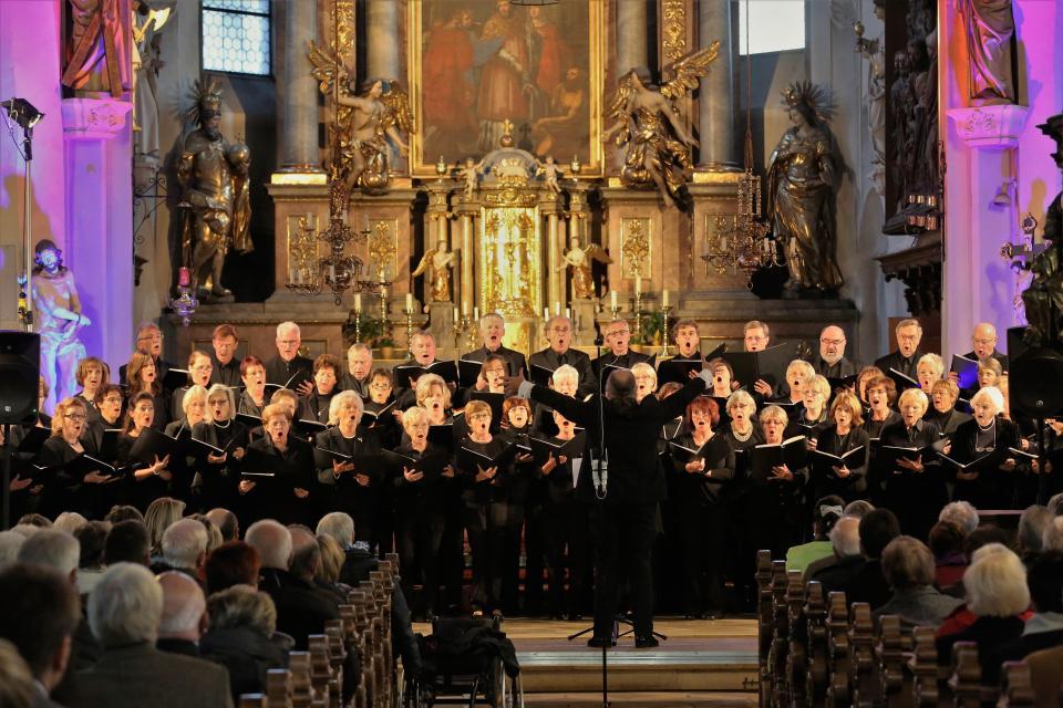 W. A. Mozart Requiem KV 626 (Süsmayr)