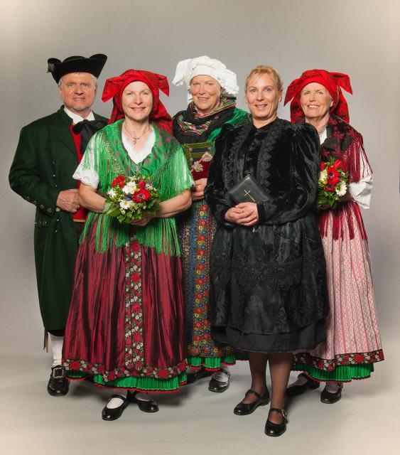 Volksmusik und Mundart in Schloss Thurn