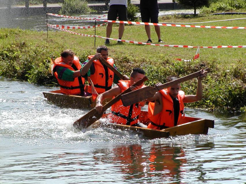 Brühtrogrennen in Nankendorf