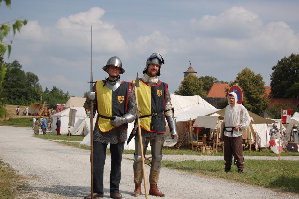 Ritterfest Burg Waischenfeld