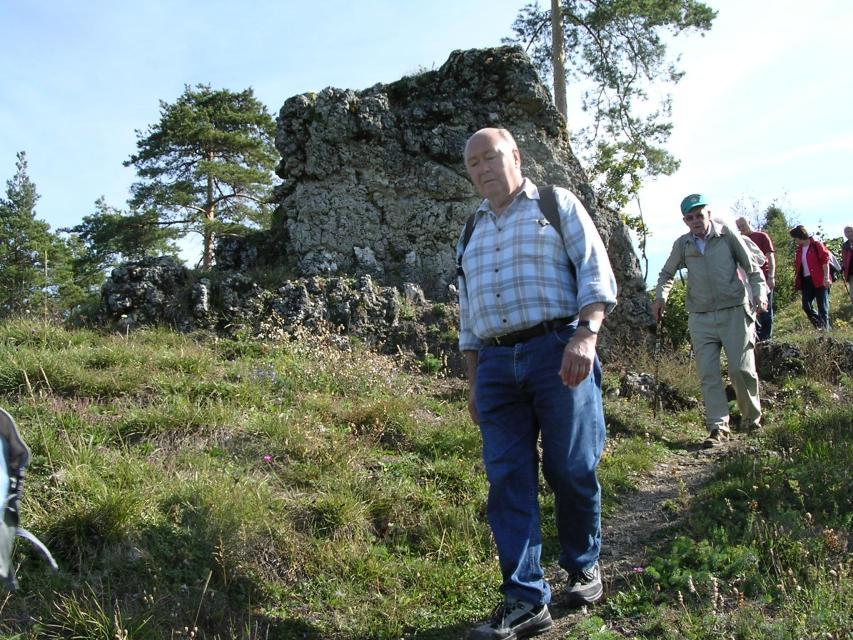 Geführte Wanderung rund um Pottenstein