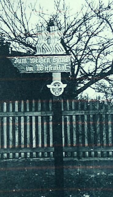 Das -weiße Haus- von Ebermannstadt