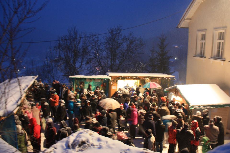 Weihnachtsmarkt in Egloffstein
