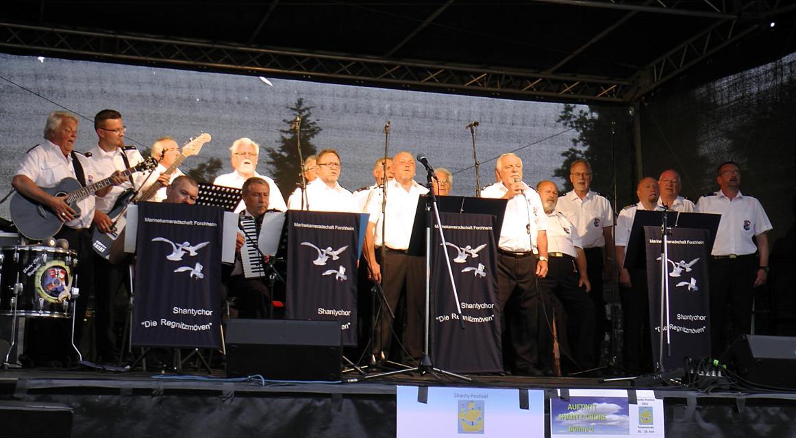 Hafenfest der Marine