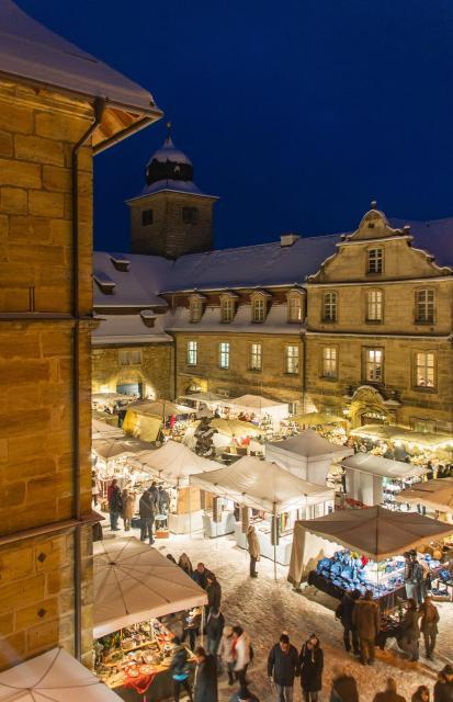 30. Weihnachts-Töpfermarkt Schloss Thurnau