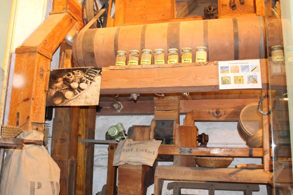 Mühlenmuseumsführung