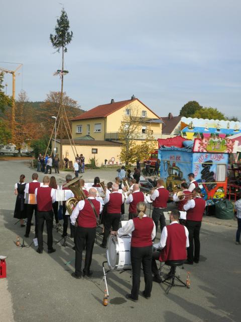 Herbstkirchweih in Pretzfeld