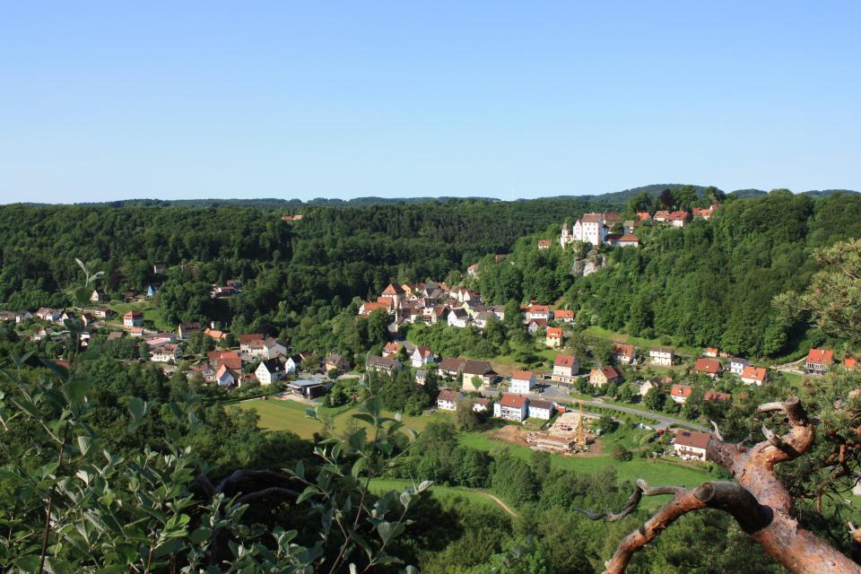 Kirchweih in Egloffstein