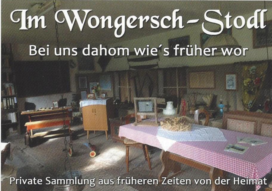 Im Wongersch Stodl