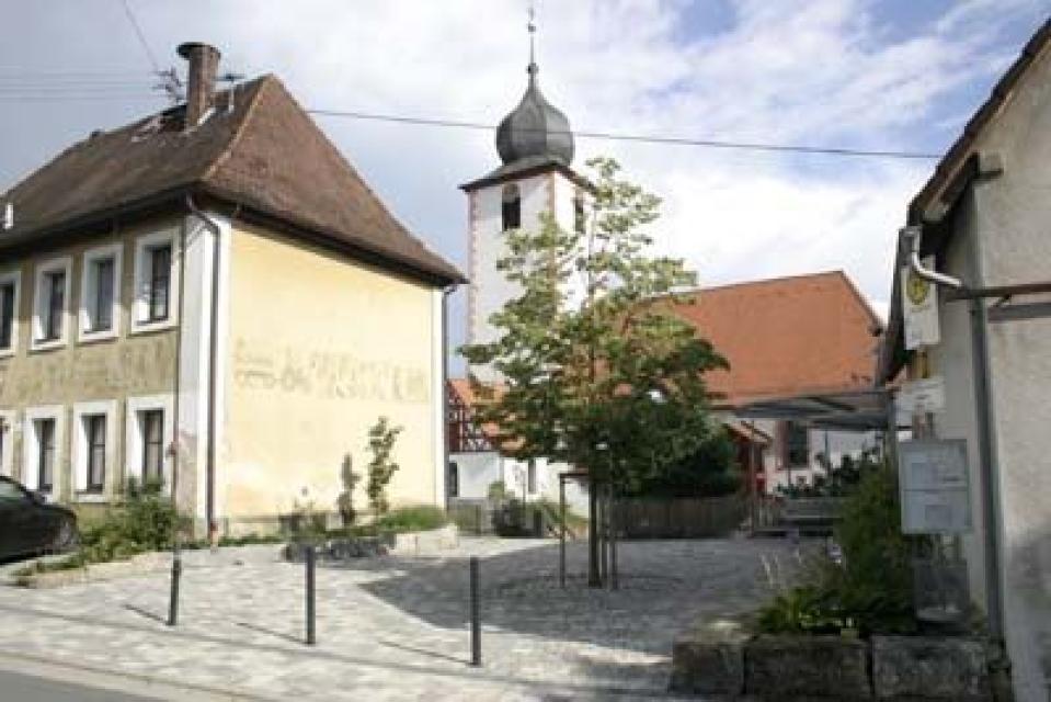 Herbstkirchweih in Affalterthal