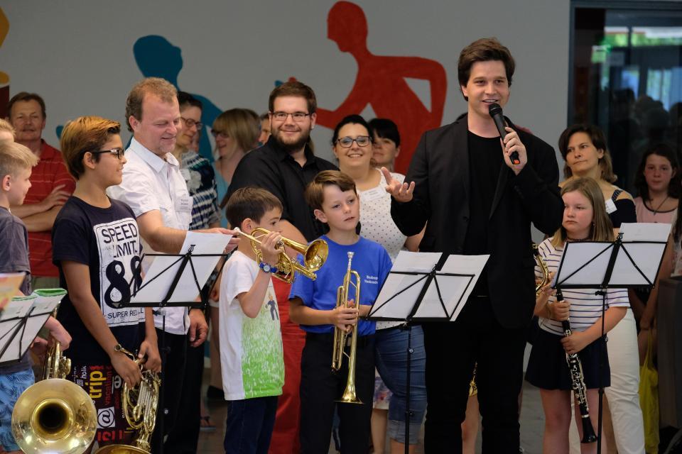 Tag der offenen Türe der Musikschule EBS