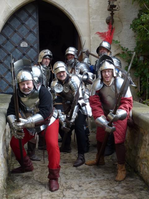 Große Saisoneröffnung auf Burg Rabenstein