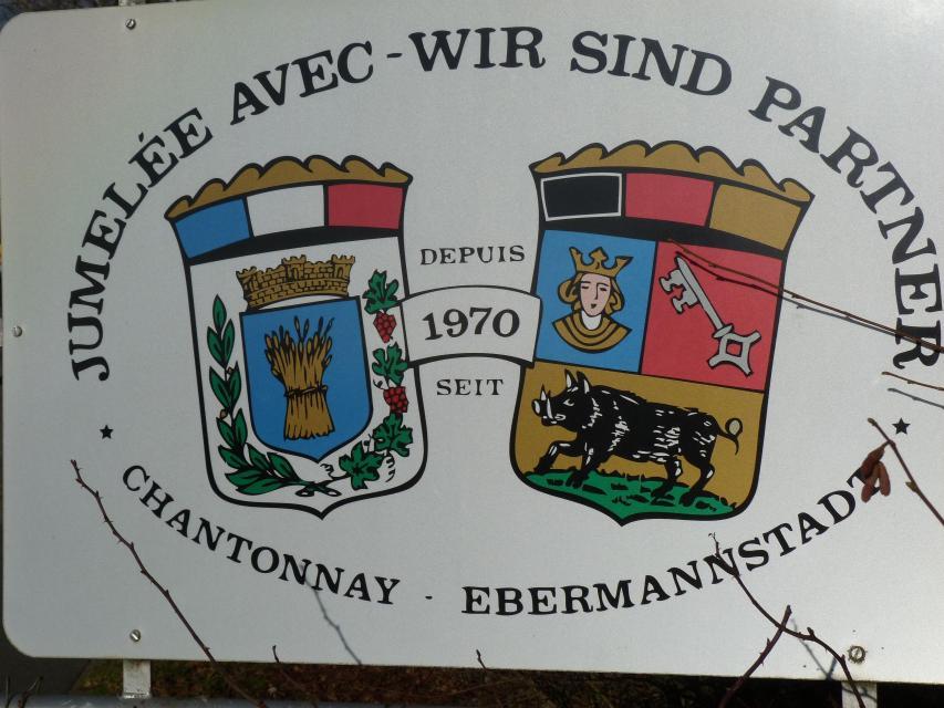 50 Jahre Partnerschaft Chantonnay-Ebermannstadt