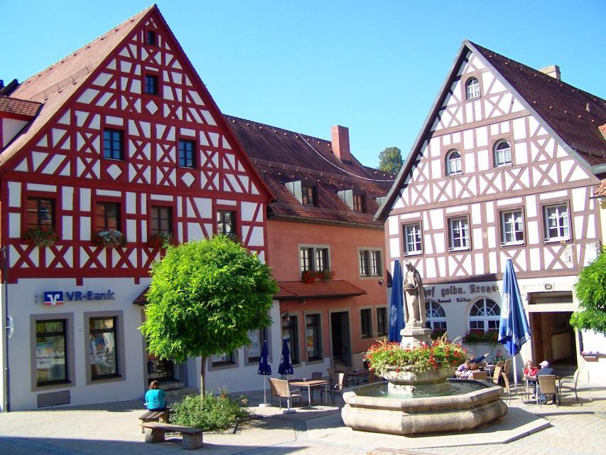 Historische Stadtführung Pottenstein