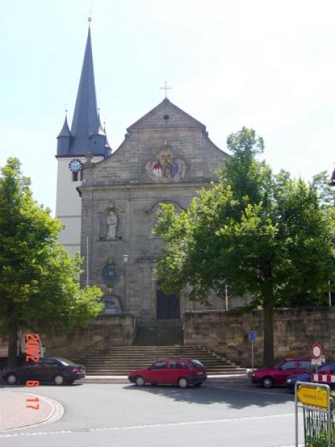Kirchweih in Kirchehrenbach
