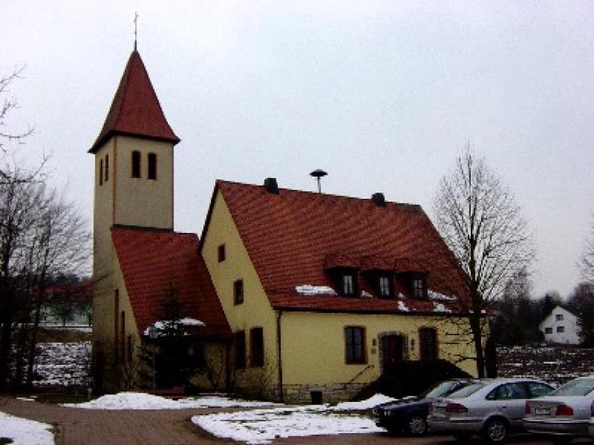 Kirchweih in Oberehrenbach
