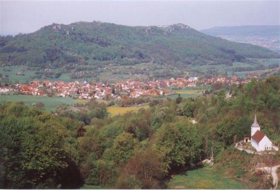 Kirchweih in Leutenbach