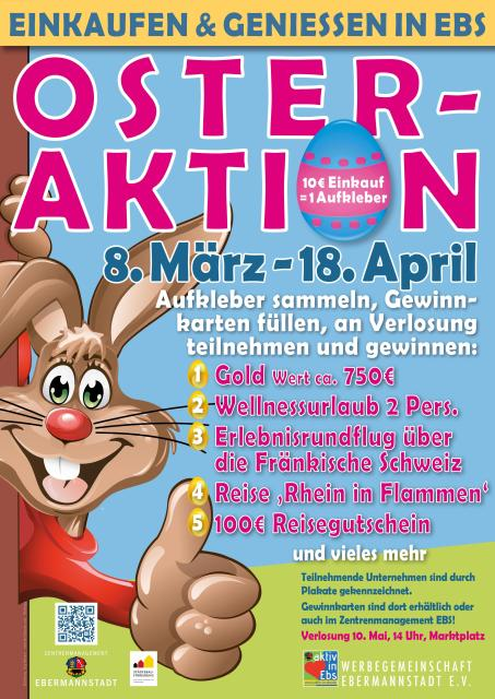 Osteraktion Ebermannstadt