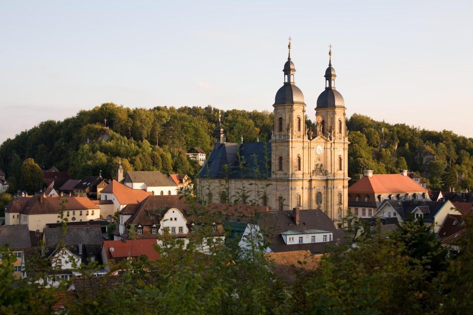 Basilikaführung mit kleinem Orgelkonzert