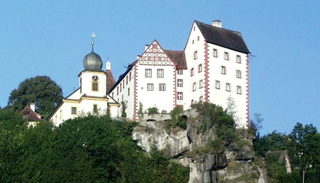 Burgführung Egloffstein mit dem Burgherrn