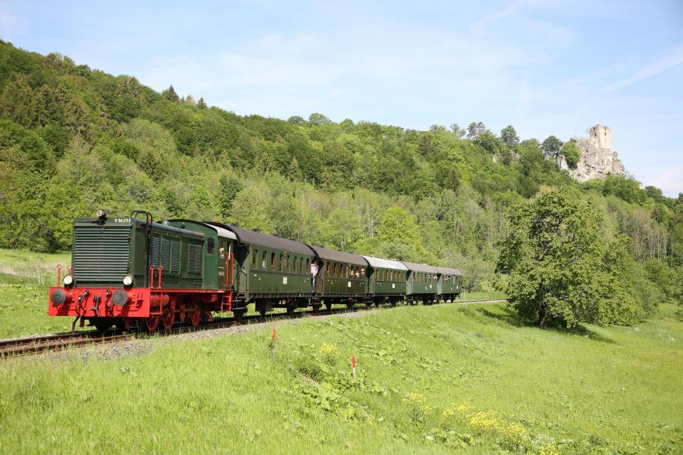 Museumsbahn Ebermannstadt - Behringersmühle