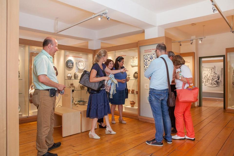 Offene Führung durch das Töpfermuseum Thurnau
