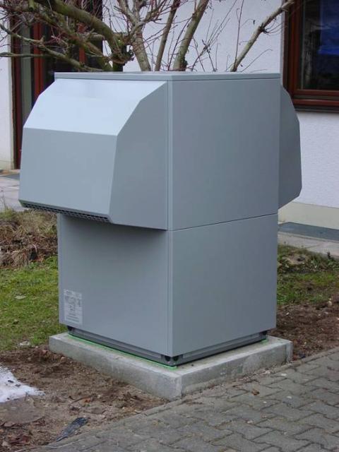 Heizen und Kühlen mit Wärmepumpe und Photovoltaik