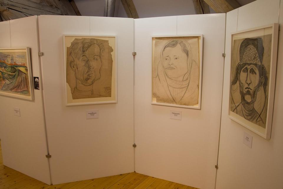 Bilderwechsel im Felix-Müller-Museum