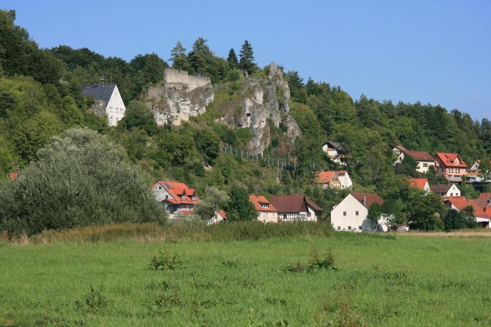 Wanderung zur Burgruine Wolfsberg