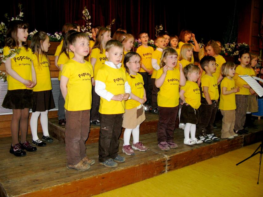 Frühlingskonzert des Gesangvereins Egloffstein