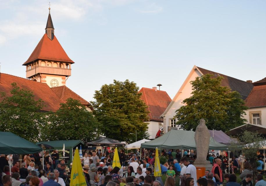 Altstadtfest in Hollfeld
