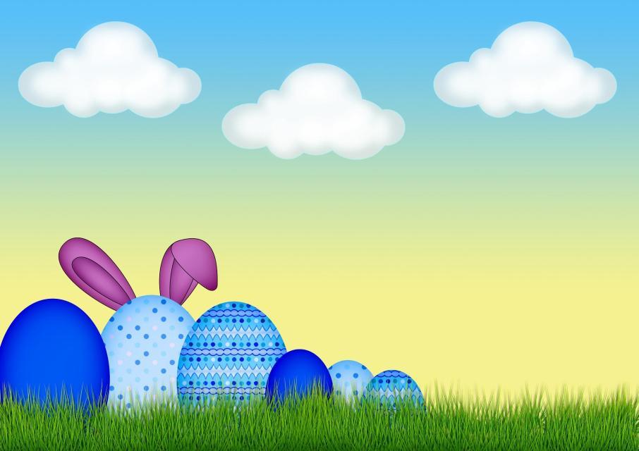 Lustiger Osternachmittag für Kinder ab vier Jahren