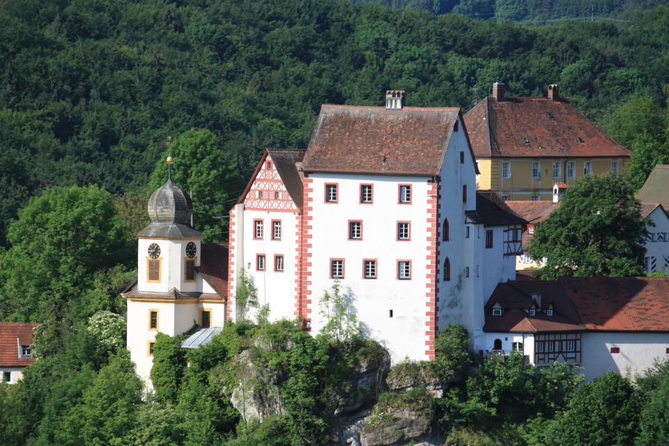 Ferienwohnung Burg Egloffstein