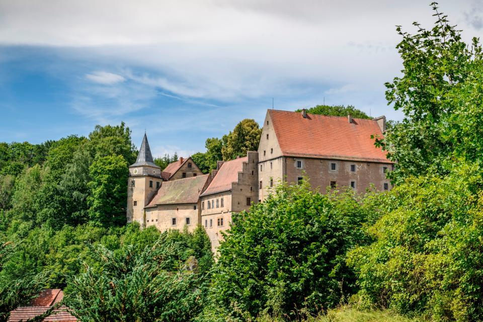 Schloss Wiesentfels - Bernd Lippert